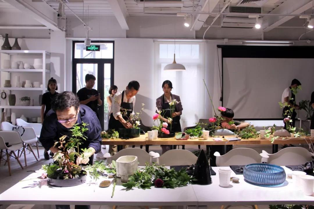 中国现代花艺体系·世界性发展研讨会举办